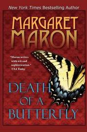 Death of a Butterfly by Margaret Maron