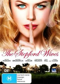 The Stepford Wives on DVD image