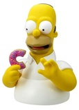 The Simpsons: Homer Simpson - Bust Bank
