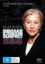 Prime Suspect 5 And 6 (2 Disc Set) on DVD