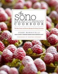 The Sono Baking Company Cookbook by John Barricelli image