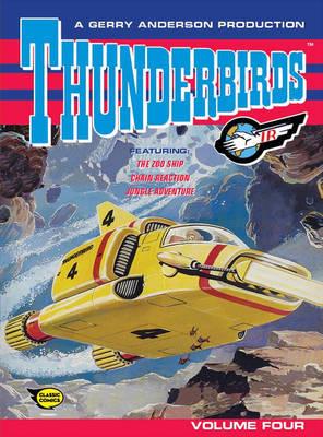 Thunderbirds: Comic Volume Four image