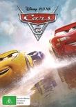 Cars 3 on DVD