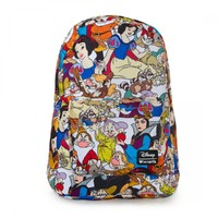 Loungefly: Disney's Snow White - Characters Backpack