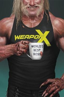 Weapon X Vol. 4 by Greg Pak