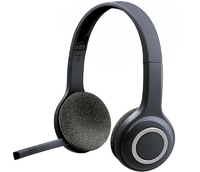 Logitech H600 USB Wireless Headset