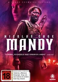 Mandy on DVD