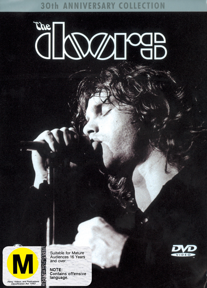The Doors - 30th Anniversary Collection on DVD image