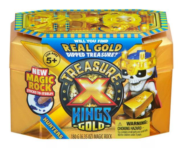 Treasure X - S3 Collectible Mini-Figure (Blind Box)