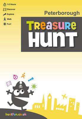 Peterborough Treasure Hunt on Foot image