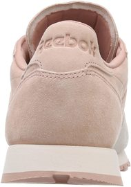 Reebok: Classics Leather Womens Lifestyle Sneakers - Pink (Size US 6)