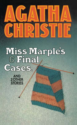 Miss Marple's Final Cases (facsimile edition) by Agatha Christie image