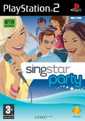 SingStar Party (Game Only) for PlayStation 2