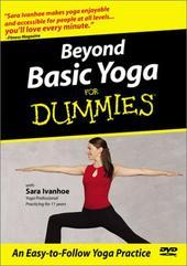 Beyond Basic Yoga for Dummies on DVD