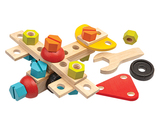 Plan Toys - Construction Set (40pc)