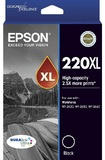 Epson Ink Cartridge - 220XL (Black)