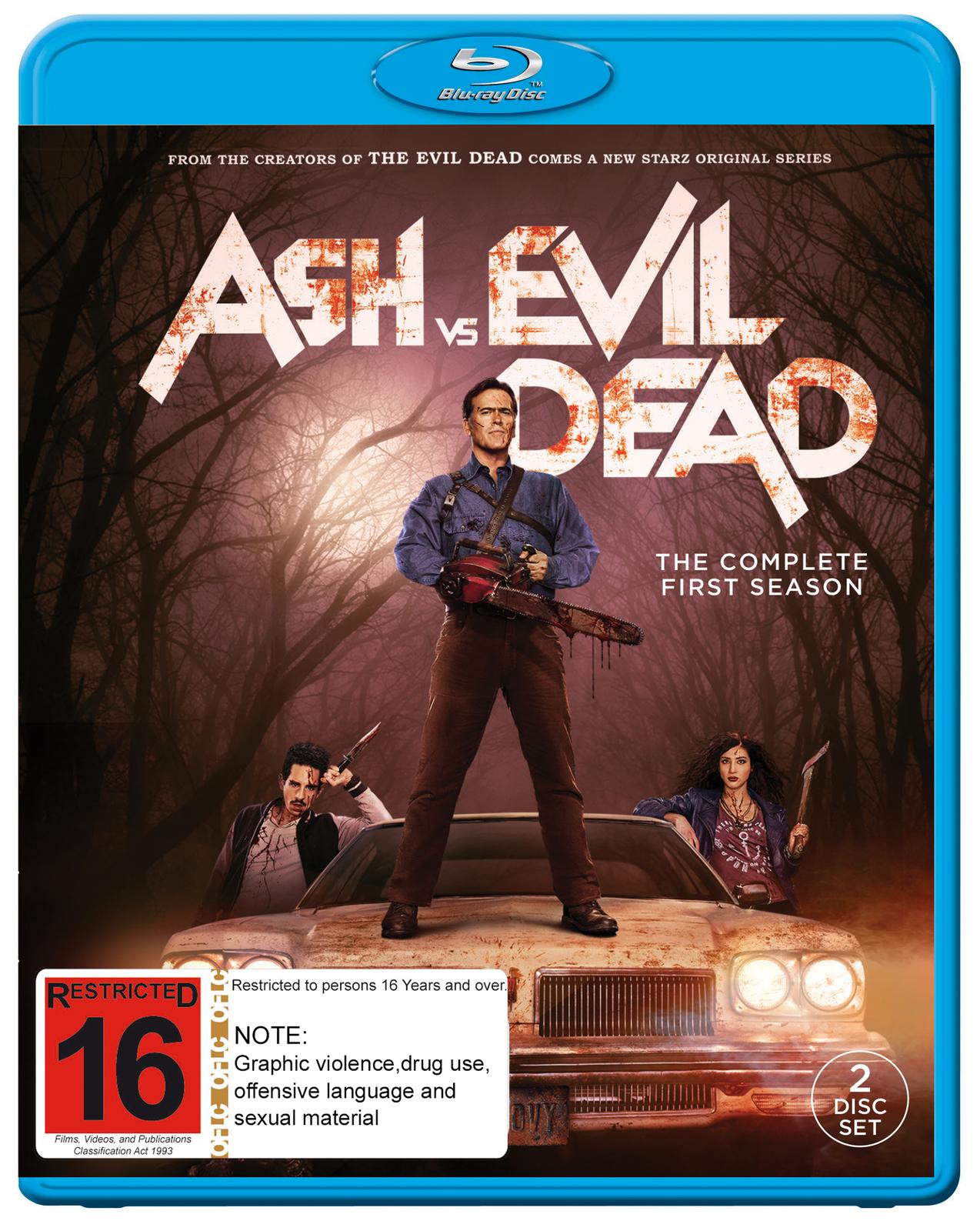 Ash Vs Evil Dead Season 1 image