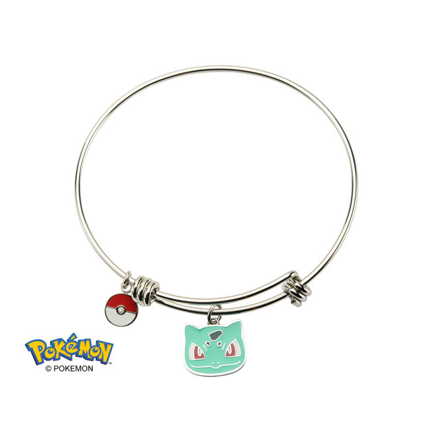 Pokemon Bulbasaur Expandable Bracelet
