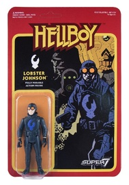 Hellboy - Lobster Johnson Retro Action Figure