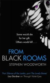 From Black Rooms by Stephen Woodworth image