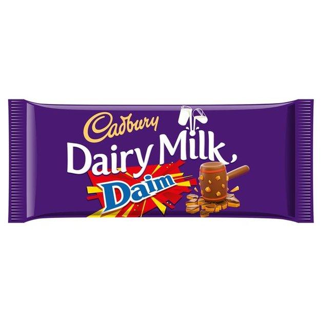 Cadbury Daim120g