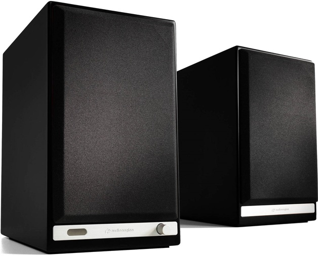 Audioengine: HD6 Powered Speakers (Pair) - Satin Black
