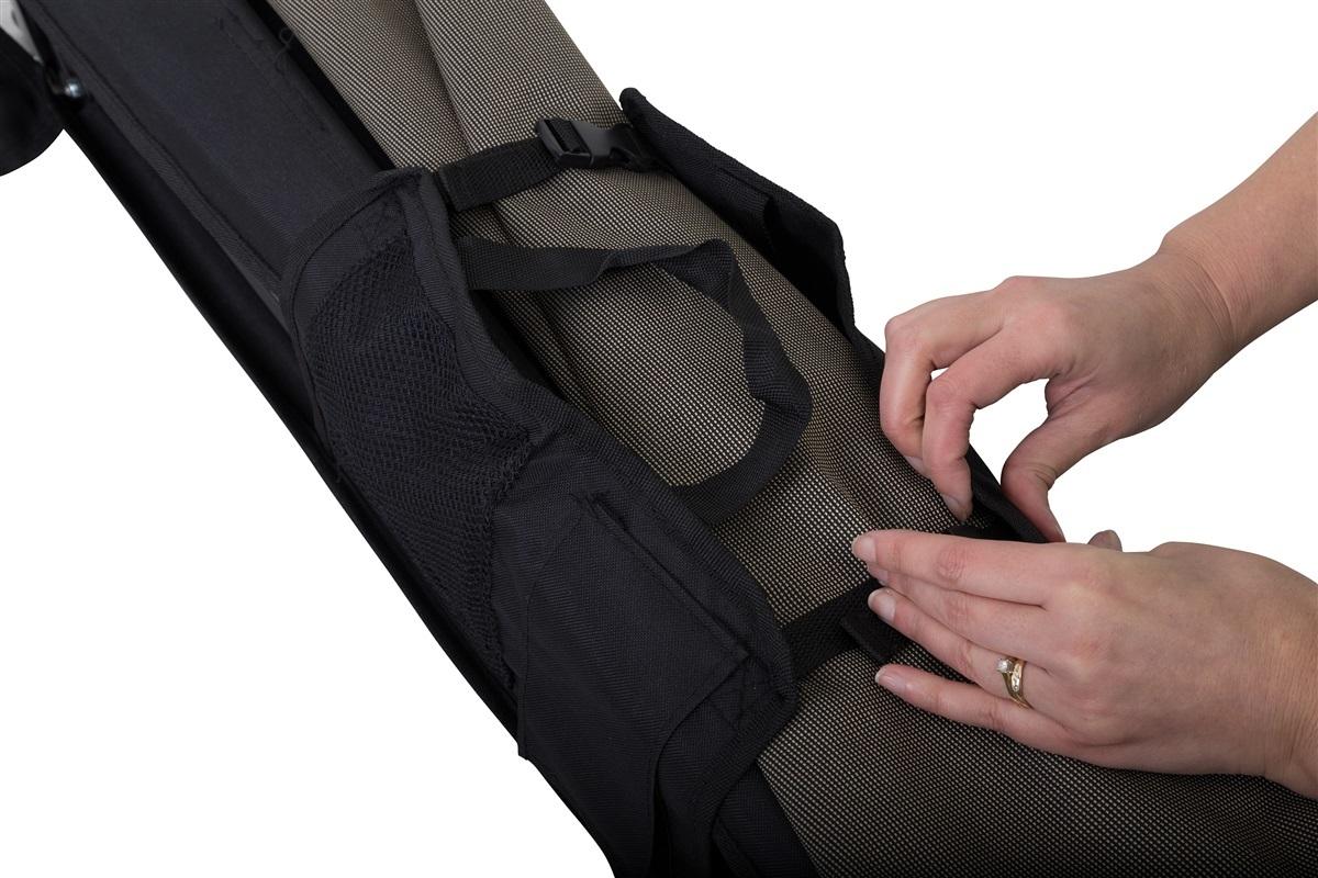 Kiwi Camping Jumbo Easy Fold Stretcher Bed image