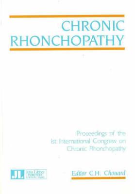 Chronic Rhonchopathy by C.H. Chouard image