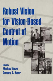 Robust Vision for Vision-Based Control of Motion image