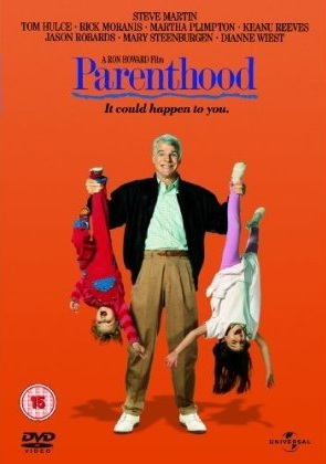 Parenthood on DVD image