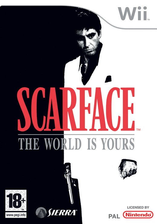 Scarface: The World is Yours for Nintendo Wii
