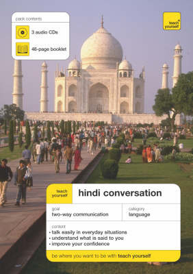 Teach Yourself Hindi Conversation by R. Snell
