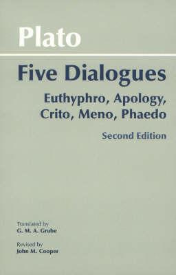Plato: Five Dialogues by Plato