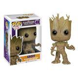 Guardians of the Galaxy Groot Pop! Bobble Vinyl Figure