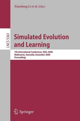 Simulated Evolution and Learning image