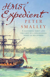 HMS Expedient by Peter Smalley