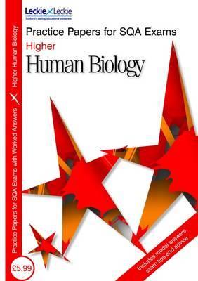 Higher Human Biology by John Di Mambro image