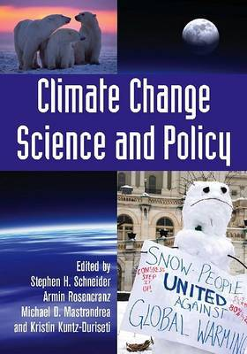 Climate Change Science and Policy image