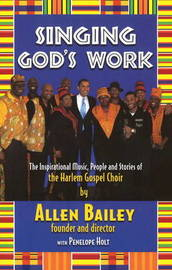 Singing God's Work by Allen Bailey image