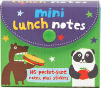 Mini Lunch Notes (105 Cards & Stickers)