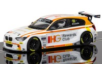 Scalextric: BTCC BMW 125 - Andy Priaulx 2015 #111 - Slot Car