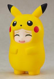 Nendoroid More - Pikachu - Face Parts Case