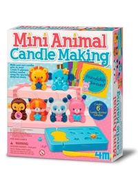 4M: Craft Mini Animal Candle Making