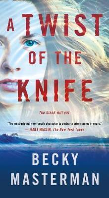A Twist of the Knife by Becky Masterman image