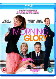 Morning Glory on Blu-ray