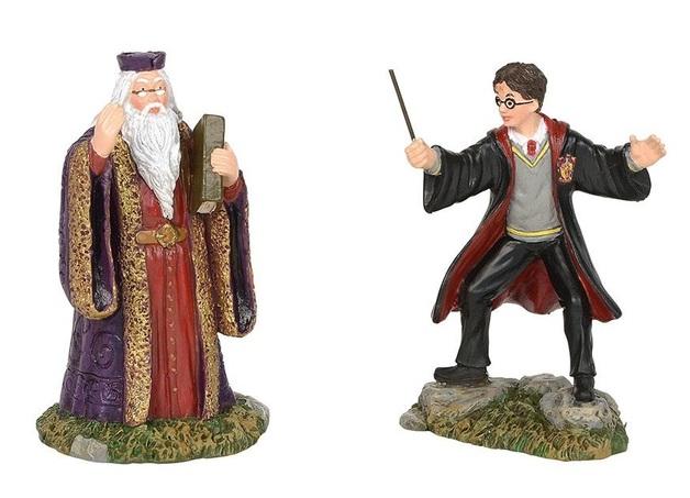 Harry Potter: Harry & Dumbledore - Mini-Figure Set