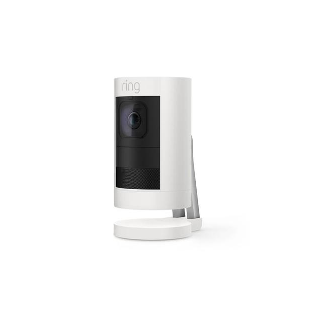Ring Stick Up Camera Battery - White