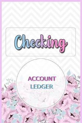 Checking Account Ledger by C2c Publishing