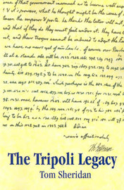 The Tripoli Legacy by Senior Lecturer in Economics Tom Sheridan (University of Adelaide) image
