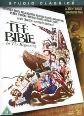 Bible, The... In The Beginning (Studio Classics) on DVD